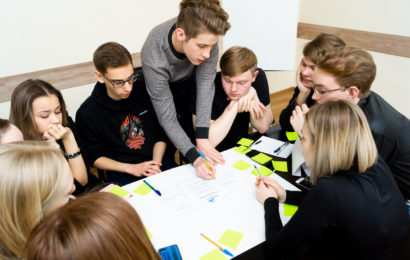 Стратегическая сессия по молодежному центру
