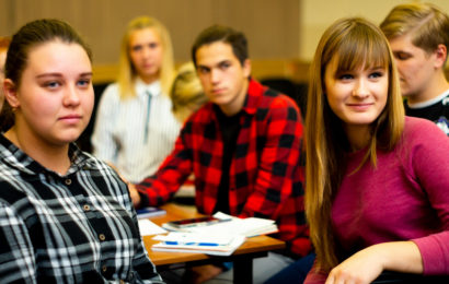 Областная школа студенческого актива