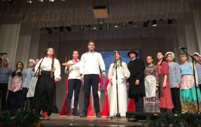 """""""Грани таланта"""" в Дзержинске!"""