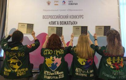 ТОП-100 ВОЖАТЫХ РОССИИ
